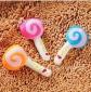 特价可爱毛绒发声棒棒糖宠物泰迪金毛互动狗玩具宠物用品厂家直销